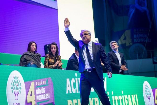 HDP'nin yeni eşit genel başkanı Mithat Sancar, CHP ile ittifak yapmadık