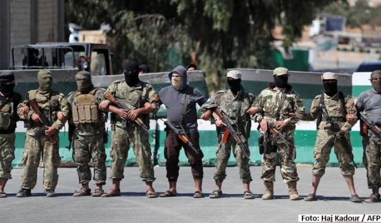 Heyet Tahrir el-Şam'a yönelik operasyonda Almanya'da gözaltılar devam ediyor