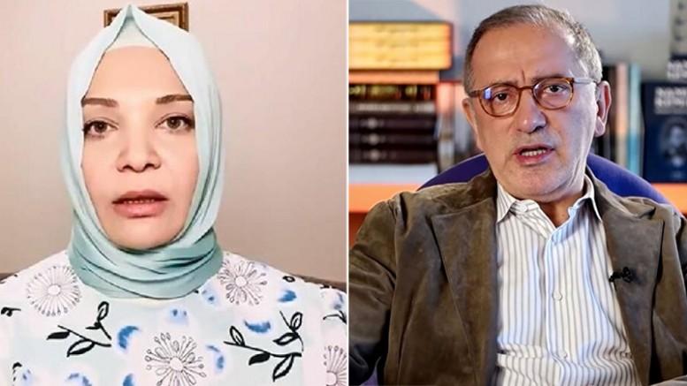 Hilal Kaplan, Fatih Altaylı 'ya İslam Düşmanı Dedi