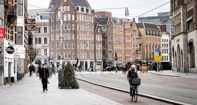 Hollanda gevşeme planında ikinci aşamayı 19 Mayıs'ta gerileştirecek