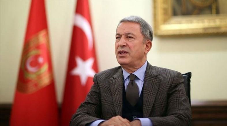 Hulusi Akar: TSK en kısa sürede Azerbaycan'a gidecek