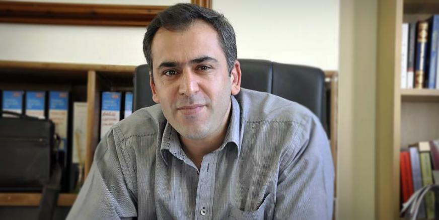 Britanya Alevi Federasyonu Genel Başkanı İsrafil Erbil İstanbul Havalimanında gözaltına alındı