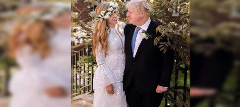 İngiltere Başbakanı Boris Johnson gizlice evlendi