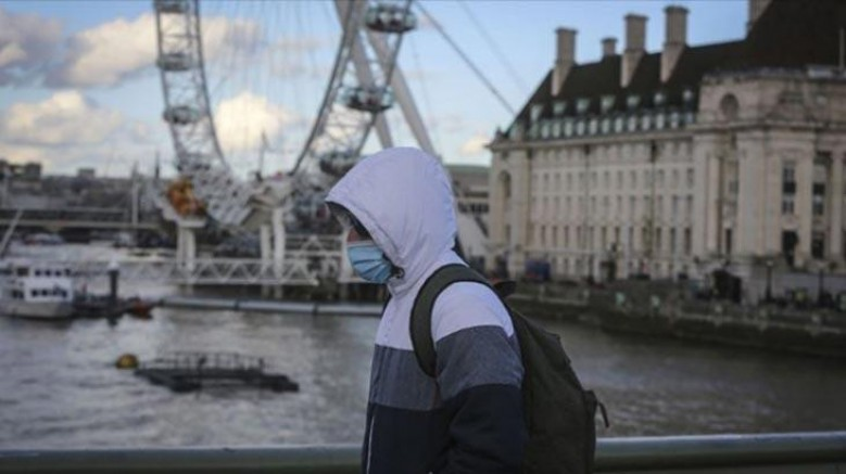 İngiltere'de koronavirüs vaka sayısı 800 bini aştı