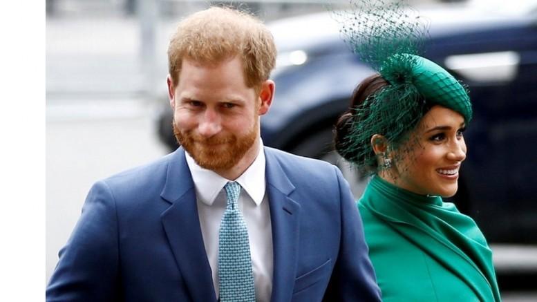 İngiltere Prensi Harry ve Meghan'ın 2'nci bebekleri dünyaya geldi
