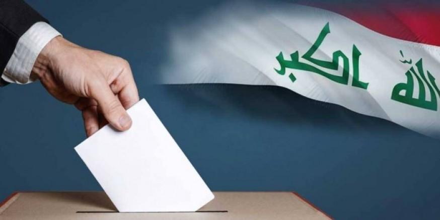 Irak halkı erken genel seçim için sandık başında