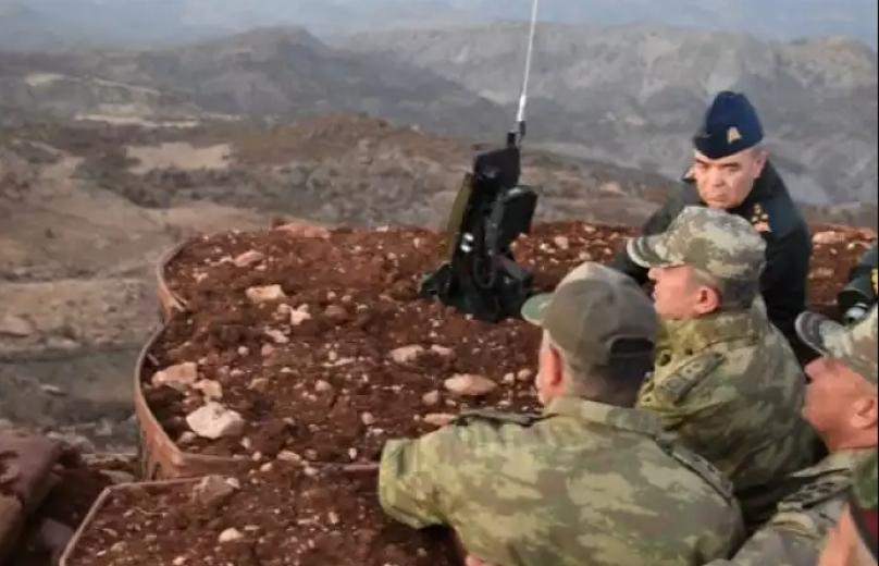 Irak Türk Maslahatgüzar'a nota verildi