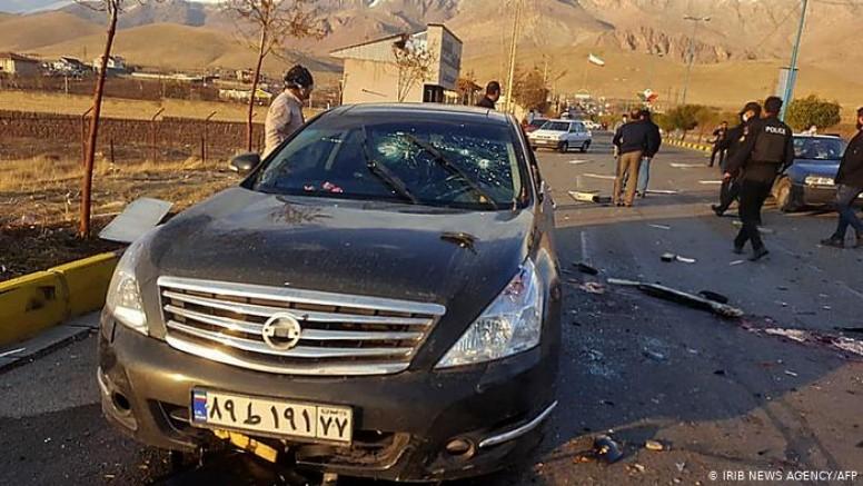 İranlı Nükleer Fizikçi Muhsin Fahrizade, Suikast Sonuca Öldürüldü