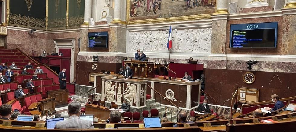 Yeni İslam Yasası Fransa Meclis'inde
