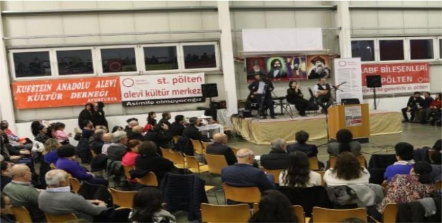 IAGÖ' lülerin şikayetleri işe yaramadı… St Pölten cemevi resmi statüsüne kavuştu
