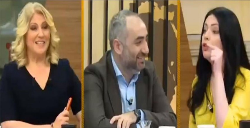 İsmail Saymaz'ın sorusu karsında ne diyeceğini bilemedi (VİDEO)