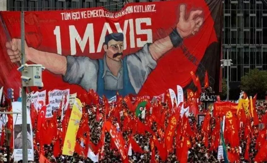 İstanbul'da 1 Mayıs'ı da kapsayacak şekilde yasaklar uzatıldı