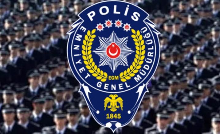 İstanbul Emniyet Müdürlüğü'nde 35 polis müdürü ve emniyet amiri değişti