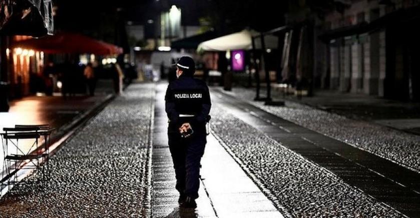 İtalya'da bir ay boyunca sokağa çıkma yasağı
