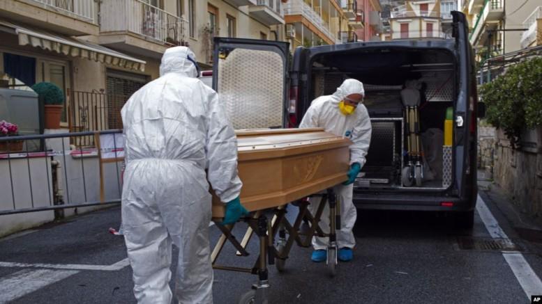 İtalya'da Kovid-19'dan ölenlerin sayısı 36 bini geçti