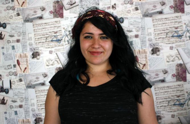 Jinnews muhabiri Gazeteci Beritan Canözer gözaltına alındı