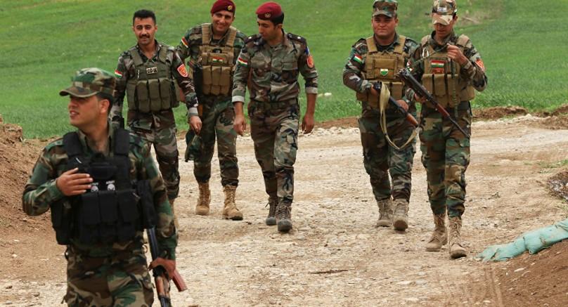 KDP'ye bağlı 'Peşmerge kıyafet değiştirip TSK operasyonuna katıldı'