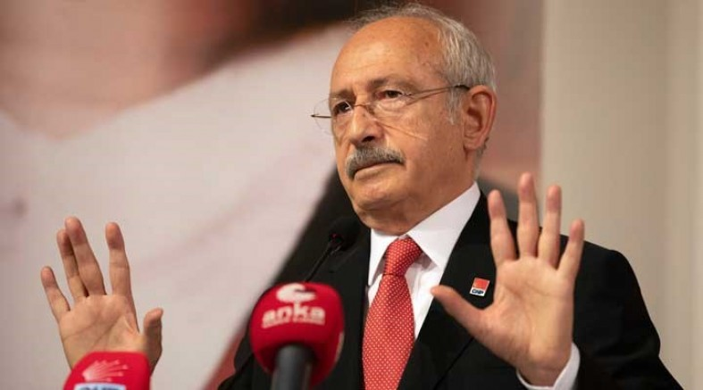 Kemal Kılıçdaroğlu'ndan adaylık açıklaması: Zamansız bir açıklama yapmış
