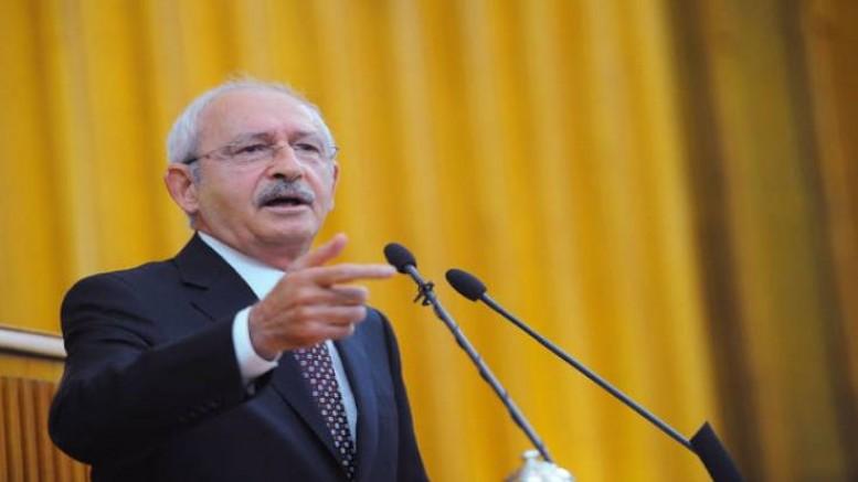 Kemal Kılıçdaroğlu: FETÖ'nün siyasi ayağı devletin başındaki kişidir