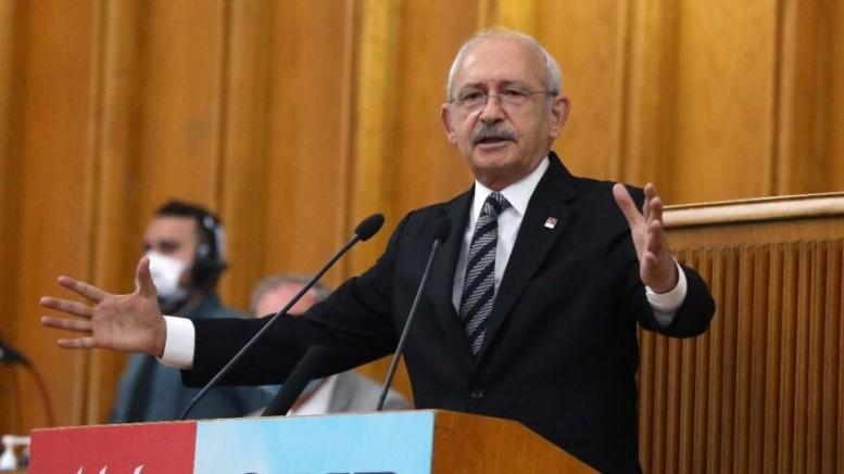 Kılıçdaroğlu'ndan Erdoğan'a 'Misak-ı Milli' yanıtı: Tüccar oldun ama…