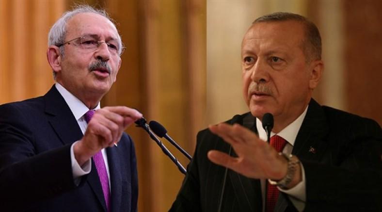 Kılıçdaroğlu'ndan Erdoğan'a yanıt: Eğer sen darbeci akrabası arıyorsan ben sana söyleyeyim