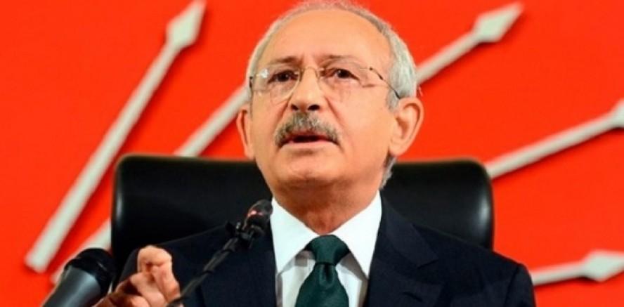 Kılıçdaroğlu'nun da aralarında bulunduğu 8 CHP'li vekilin fezlekesi Meclis'e sunuldu
