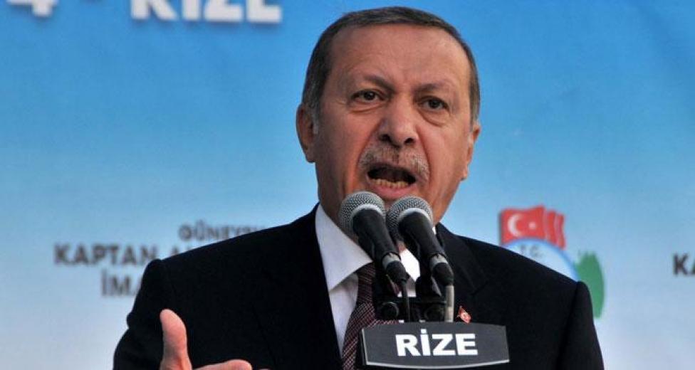 Kobanê Davasında Erdoğan da yargılanabilir