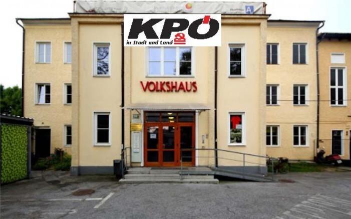 KPÖ fordert mehr Einsatz des Landes gegen Delogierungen
