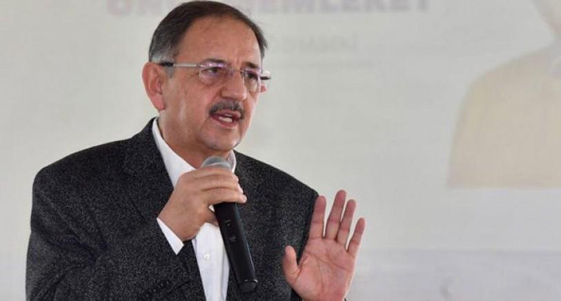 """""""Lanet olsun oylarınıza"""" diyen AKP Genel Başkan Yardımcısı Özhaseki: Sözlerim aşırıya gitmiş olabilir"""