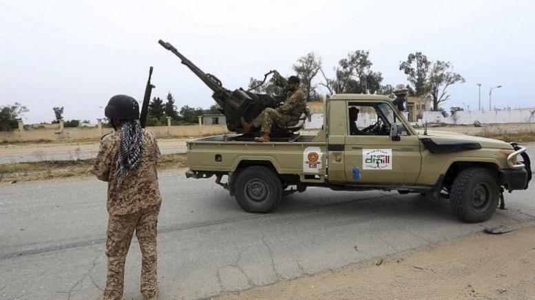 Libya'daki 'tüm paralı askerler çekilsin' çağrısı