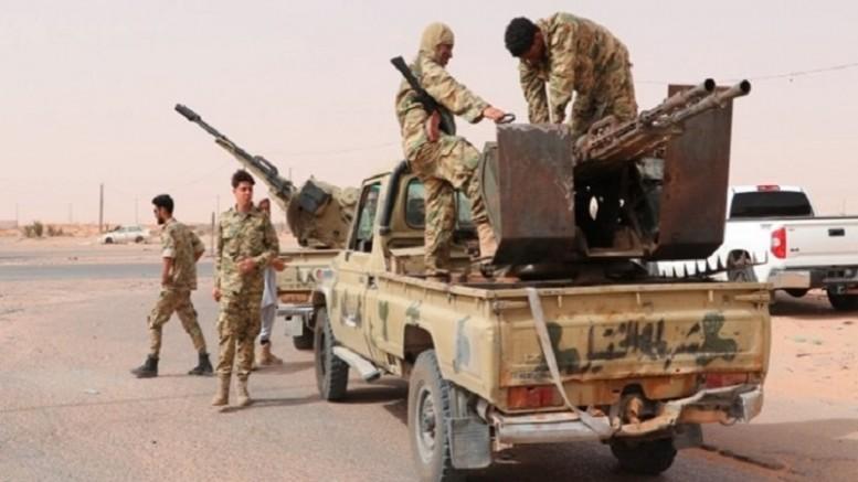 Libya'daki Türkiyeli milisler çekiyor mu?