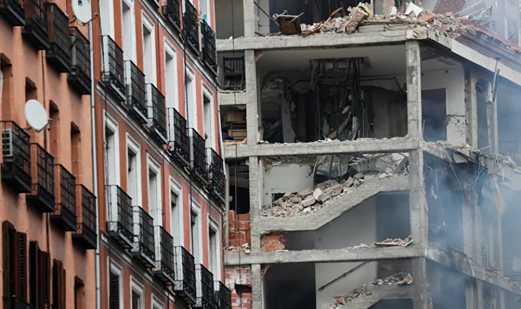 Madrid'deki patlamada 2 kişi öldü, 6 kişi yaralandı