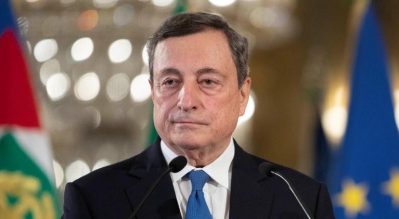Mario Draghi, Erdoğan için 'diktatör' dedi