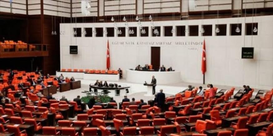 Meclise 19 HDP'li milletvekili hakkında fezleke sunuldu