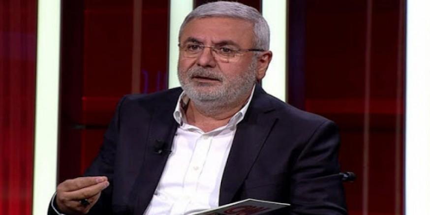 Metiner: Arınç'ın sözlerini 'Cumhur İttifakı'na sabotaj' olarak yorumladı