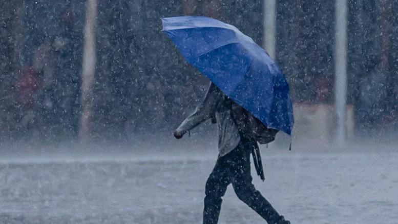 Meteoroloji'den birçok kent için sağanak yağış uyarısı