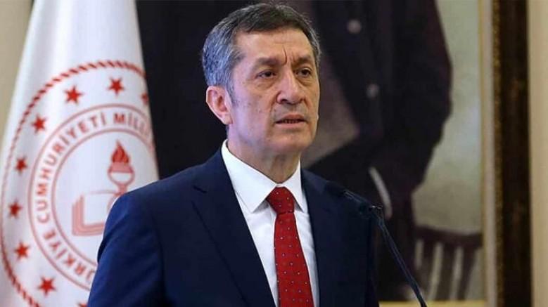 Milli Eğitim Bakanı Ziya Selçuk, Bilim Kurulu toplantısı sonrası açıklamada bulundu