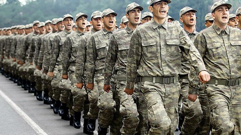 Milli Savunma Bakanlığı asker alımlarını erteledi