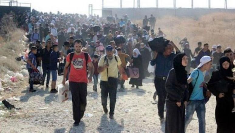 Mülteciler birlik oldu: 'Gitmiyoruz' etiketi ile kampanya başlattı