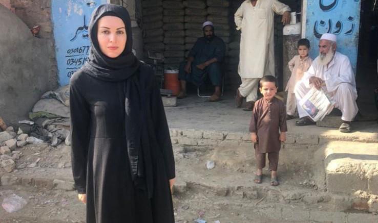 Nagehan Alçı Afganistan'a gitti: Afganistan'ın yeni yönetici kadrolarıyla görüşecek
