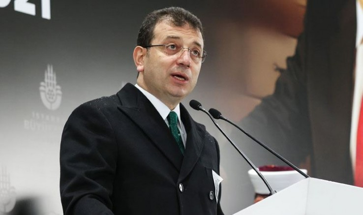 O Partiden İmamoğlu'nun 8 Mart paylaşımına tepki