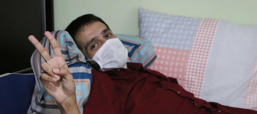 Ölüm Orucu Direnişçisi Aytaç Ünsal'ın Kaldığı Eve Polis Baskını