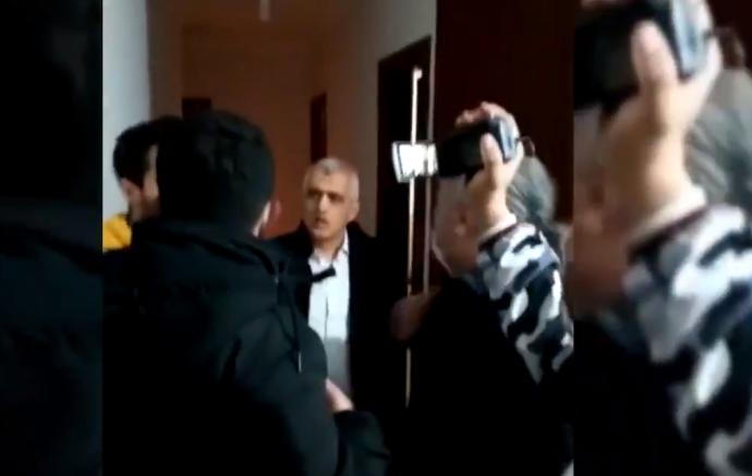 Ömer Faruk Gergerlioğlu Ankara'da gözaltına alındı (VİDEO)