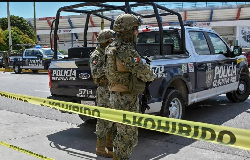 Polis uyuşturucu kartel üyeleriyle çatıştı: 5 ölü