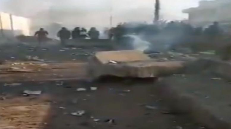 Rasulayn'de Bombalı saldırı: 4 Asker yaşamını yitirdi