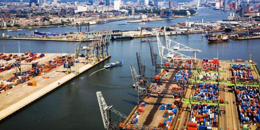 Rotterdam limanında, 1 ton 760 kilogram kokain yakalandı