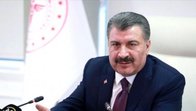 Sağlık Bakanı Fahrettin Koca açıkladı ölüm sayısı 30'a yükseldi