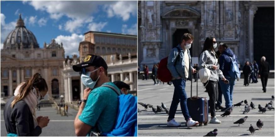Salgın Yeniden Hızlandı: İtalya Ülkenin Yarısını Karantinaya Alıyor