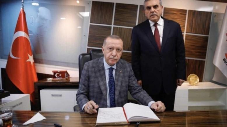 Şanlıurfa AKP'li Belediye Başkanı İspat Edin Demişti, İşte İspatı
