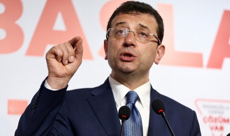 Saray medyasının Ak-İt Yazarından İmamoğlu'na hakaret